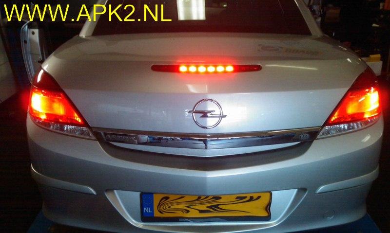 Fotos 3e Remlicht Opel Astra Auto Advies J Speksnijder